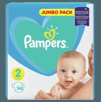 Подгузники детские Pampers Размер2 4-8 кг 94 шт