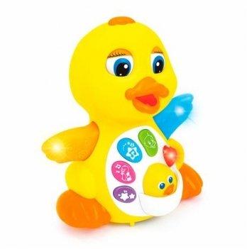 Игрушка Hola Toys 808 Желтый утенок