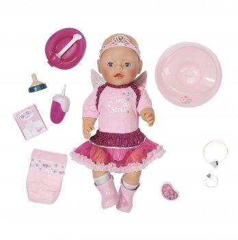 Кукла BABY BORN - ВОЛШЕБНЫЙ АНГЕЛ (43 см, с аксессуарами), Zapf Creation
