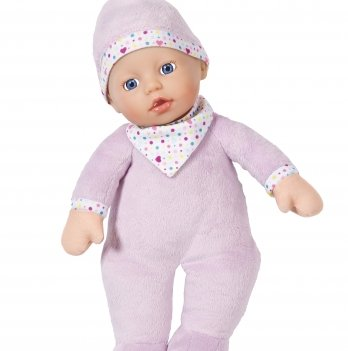 Кукла BABY BORN FIRST LOVE - ЛЮБИМАЯ КРОХА (30 см, с погремушкой внутри), Zapf Creation