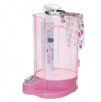 Автоматическая душевая кабинка для куклы BABY BORN Zapf Creation, ВЕСЕЛОЕ КУПАНИЕ