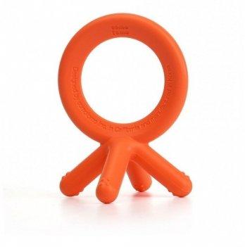 Силиконовый прорезыватель Comotomo BTO-EN оранжевый