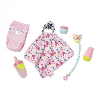 Набор аксессуаров для куклы Baby Born Zapf Creation, Забота о малыше