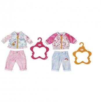 Набор одежды для куклы Baby Born Zapf Creation, Спортивный кэжуал