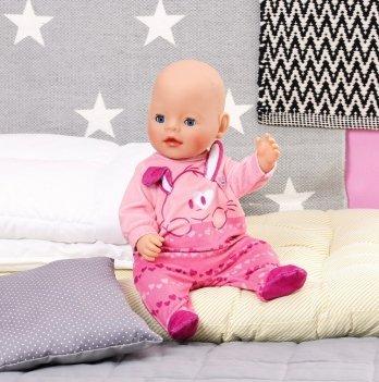Одежда для куклы Zapf Creation, BABY BORN - стильный комбинезон