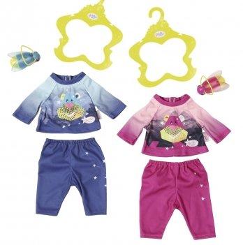 Набор одежды для куклы Baby Born Zapf Creation, Вечерняя прогулка