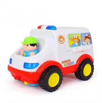 Игрушка Hola Toys 836 Скорая помощь