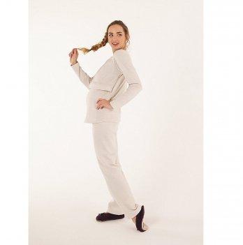 Спортивные штаны для беременных To Be Серый 4051350