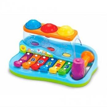 Игрушка Hola Toys 856 Ксилофон