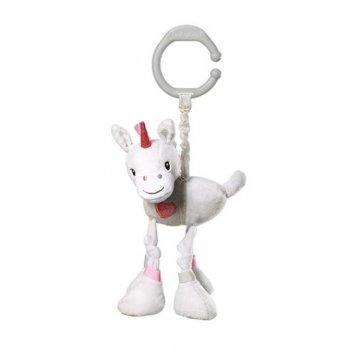 Игрушка-подвеска с вибрацией BabyOno 649 Счастливый единорог