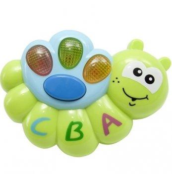 Игрушка музыкальная Baby Team 8624 Гусеница