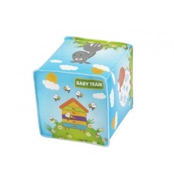 Игрушка Baby Team 8741 мягкий кубик