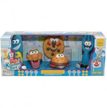 Игровой набор BABY TEAM 8810 Кухня 5шт. в ассорт 2 вида