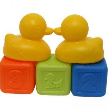 Набор игрушек Baby Team 8851 Желтые уточки