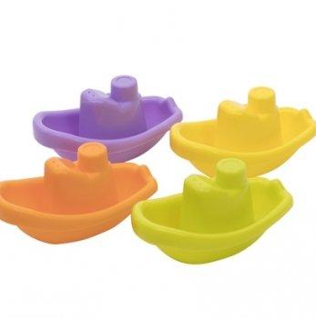 Набор игрушек Baby Team 8854 Лодочки 4 шт