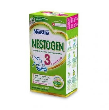 Сухая молочная смесь Nestle WTC