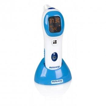 Инфракрасный термометр Miniland Baby, Thermotalk Plus