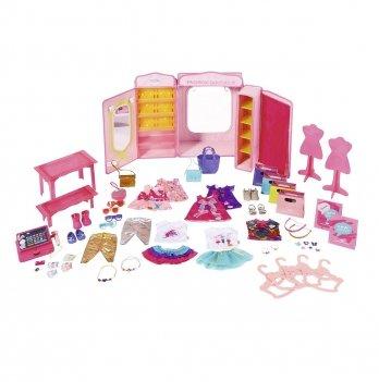 Интерактивный игровой набор для куклы Baby Born - Модный бутик (звук, с аксессуарами), Zapf Creation