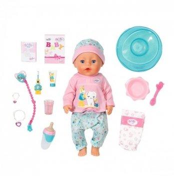 Кукла Zapf Baby Born Утренняя звездочка серии Нежные Объятия 43 см 827086