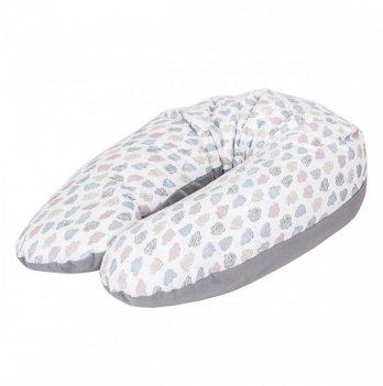 Подушка для кормления Ceba Baby Physio Multi Oблака