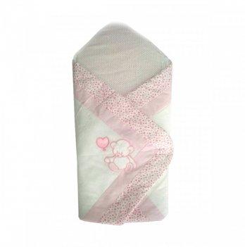 Конверт - одеяло Veres ''Sweet Beer pink