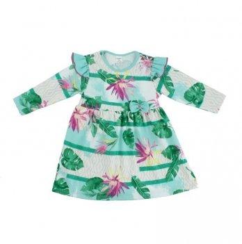 Платье Цветы PaMaYa 9-43-1