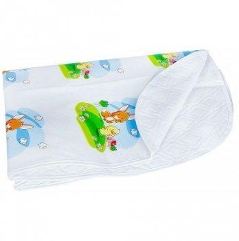 Подкладка для пеленания Canpol babies пластиковая Зверята