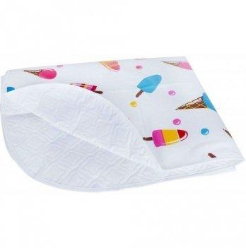 Подкладка для пеленания Canpol babies пластиковая Мороженное