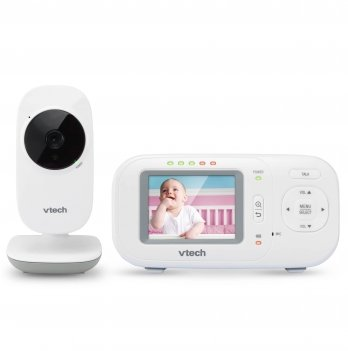 Видеоняня цифровая с датчиком температуры и цветным экраном 2,4 Vtech VM2251