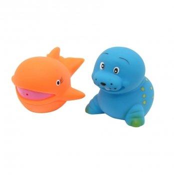 Набор игрушек для ванны Забавное купание Baby Team 9008 Тюлень