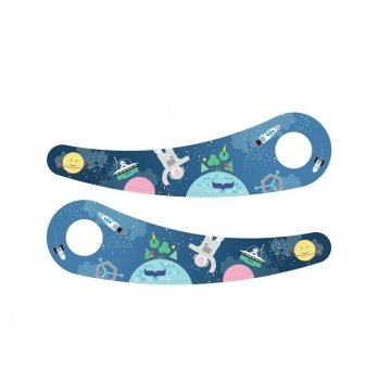 Наклейки Stickers Space, Wishbone