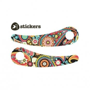 Наклейки Stickers Paisley, Wishbone
