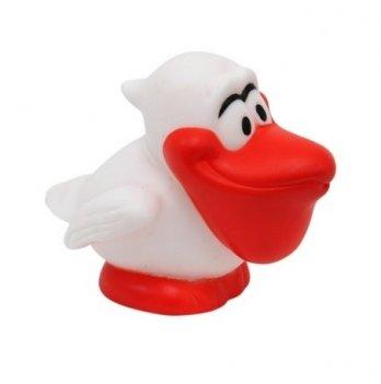 Игрушка для ванны Baby Team 9015 пеликан