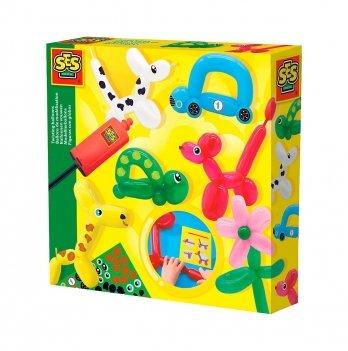 Набор для творчества Ses 14017S Фигурки из воздушных шариков