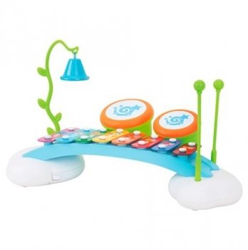 Игрушка Hola Toys 909 Ксилофон-радуга