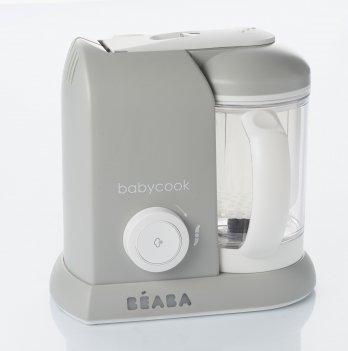 Блендер-пароварка Beaba Babycook® серый