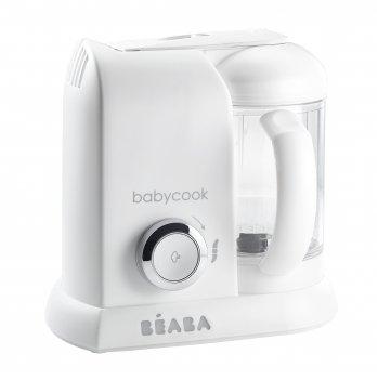 Блендер-пароварка Beaba Babycook® white silver