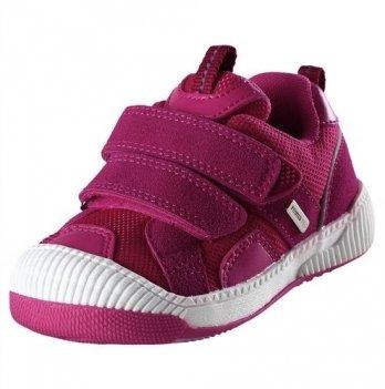 Кроссовки для девочки Reimatec Knappe, вишневые