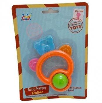 Прорезыватель для зубов Huile Toys 919-1 Медвежонок