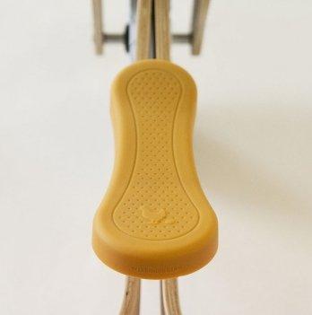 Чехол на сиденье Seatcover Yellow/Желтый, Wishbone