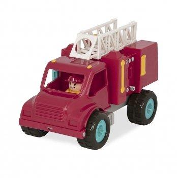 Игрушка серии Первые машинки Battat Lite BT2509Z Пожарная машина