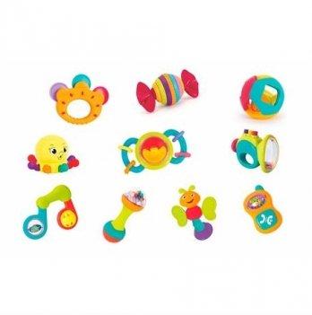Набор погремушек Hola Toys 939 10 шт