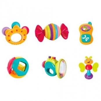 Набор погремушек Hola Toys 939A 6 шт