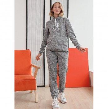 Спортивный костюм для беременных и кормящих To Be Серый 4143057-53