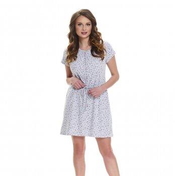 Ночная сорочка для беременных и кормящих женщин Dobranocka, TCB.9448 grey melange