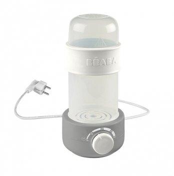 Подогреватель детских бутылочек Beaba Milk Second серый