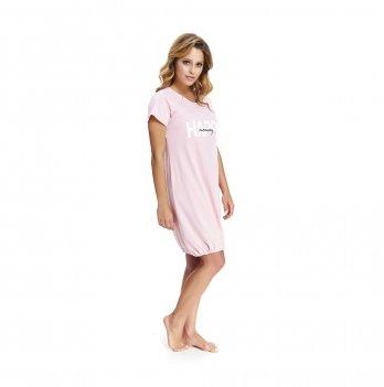 Ночная сорочка для беременных и кормящих женщин Dobranocka, TCB.9504 sweet pink