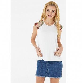 Джинсовая юбка для беременных To Be Синий варка 2 3082721-11