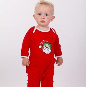 Новогодний комбинезон Magbaby Little Santa