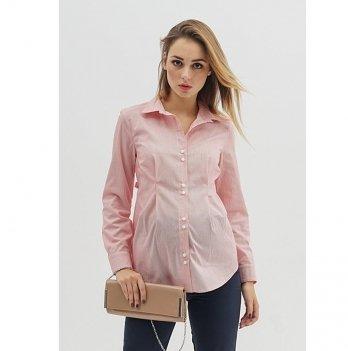Рубашка для беременных To Be Красный полоска 1308224